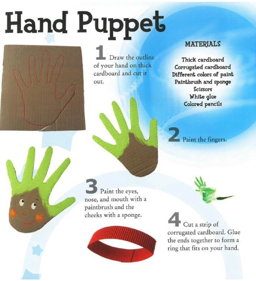 Create your Own Puppet